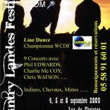 photo de COUNTRY LANDES FESTIVAL