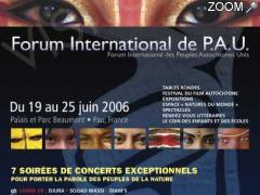 фотография de Forum International des peuples Autochtones