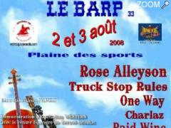 photo de 3 eme Festival de Country Music de le BARP
