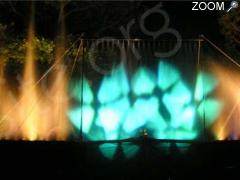 photo de SPECTACLE D'EAU LA MAGIE DE L EAU