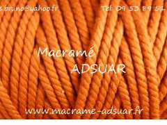 photo de Macramé ADSUAR