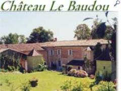 photo de Chateau le baudou