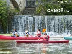 photo de CANOËric - Location de canoës kayaks