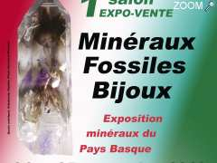 photo de 1er SALON MINERAUX FOSSILES BIJOUX