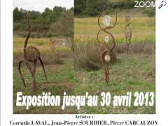 photo de jardin de sculptures