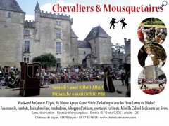 photo de Chevaliers & Mousquetaires - Week-end de Cape et d'Epée, du Moyen Age au Grand Siècle.